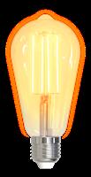 DELTACO SMART, FILAMENT LED-LAMPA E27 5.5W