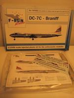 Braniff International Airways Douglas DC-7C