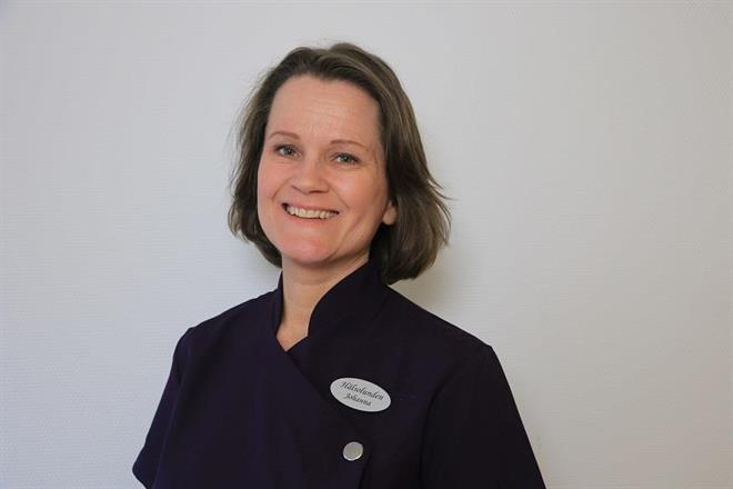 Johanna Arvidsson - Naturläkare