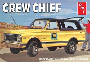 1972 Chevy Blazer Crew Chief
