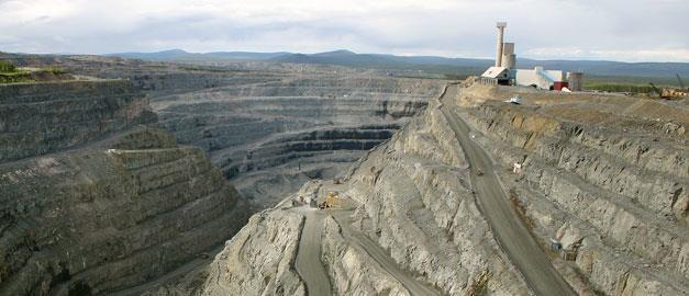 Ny uppdaterad vägledning för prövning av gruvor