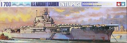 U.S. Aircraft Carrier Enterprise