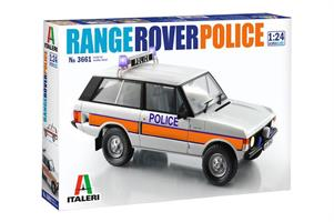 Range Rover Police