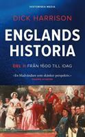 Englands Historia del 2 från 1600  till idag