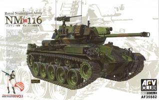 Royal Norwegian Army NM 116
