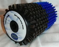 Roto Borste Race Tagel Mj./Nyl.Med. 115mm