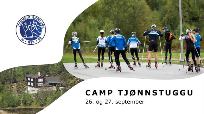 Camp Tjønnstuggu - barmarksamling høst 2020