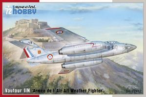 Vautour II 'Armée de l' Air All Weather Fighter'