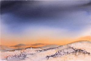 Åse Juul - Høst i fjellet