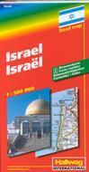 Israel 1:500 000