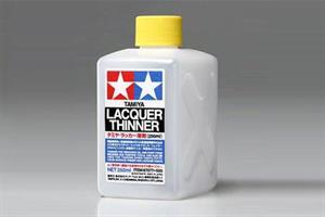 Lacquer Thinner 250ml (løsemiddel)