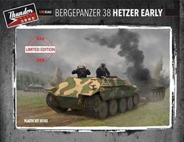 Bergepanzer 38 Hetzer Early