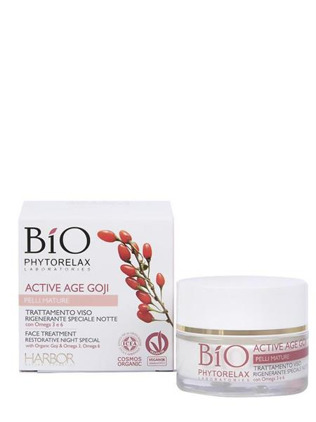 Bio Phytorelax Face Treatment Regenerative Night Special