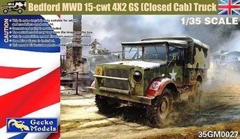 Bedford MWD 15-cwt 4x2 GS