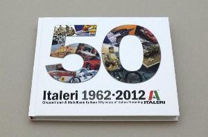 BOOK ITALERI 50th Anniversary