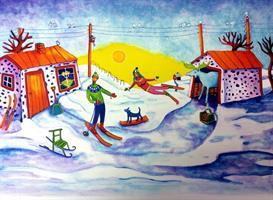 Ingrid Roth-Winter family