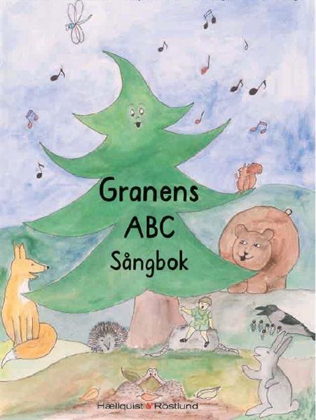 Särtryck Granens ABC 3. Sångbok - pdf