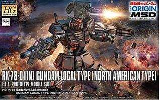 RX-78-01 (N) Gundam Local Type (North American Typ