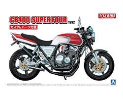 Honda CB400 Surer Four 1982 w/Custom Parts