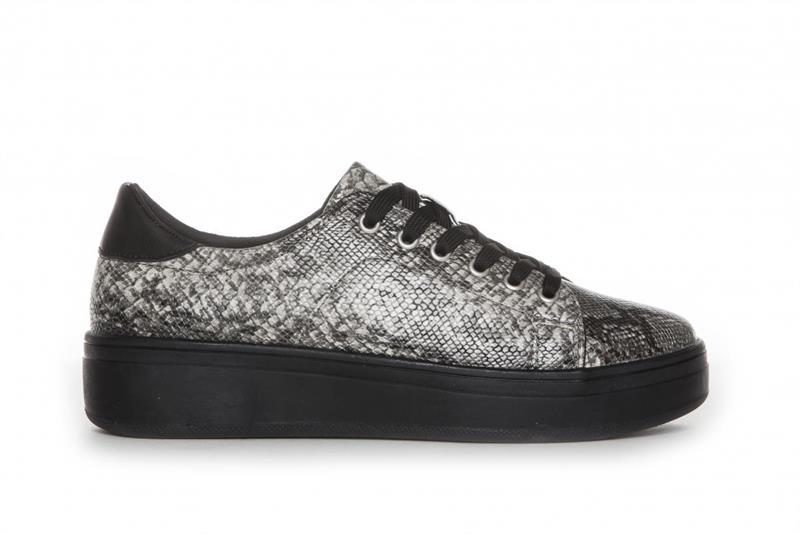 Duffy Snakeprint Sneaker