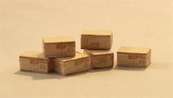 U.S. Boxes ration C