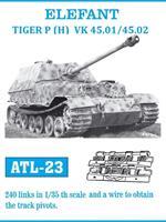 ELEFANT / TIGER P (H) VK 45.01 / 45.02