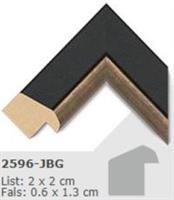 2596JBG - 10x15 cm, Art-glass
