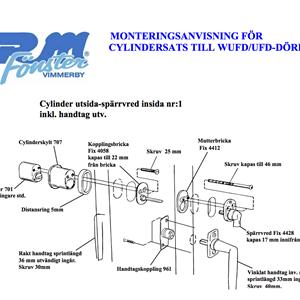 Cylindersats 1,förn