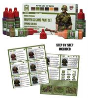 Waffen SS Camo (Spring colors)