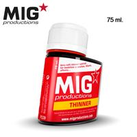 THINNER FOR WASHES (75ML)