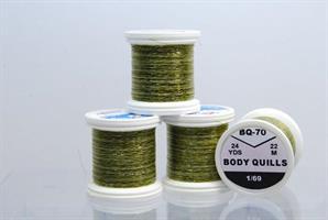 Body Quills - Olive Multi