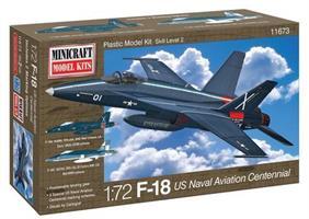 F-18 US Naval Aviation Centennial