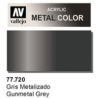 METAL COLOR 77.720 : Gunmetal Grey