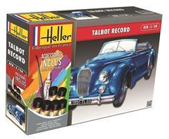 TALBOT LAGO RECORD - Starter Set