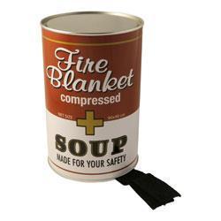Brandfilt Safty Can