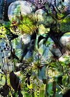 Komar fototapet Aphrodites Garden