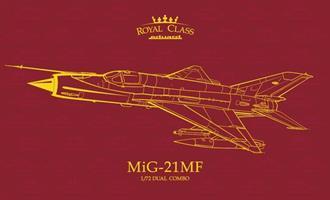 MiG-21MF Royal Class