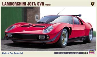 Lamborghini Jota SVR (1975)