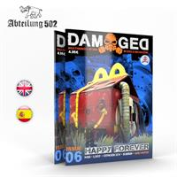 Damaged Issue 06 English