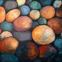 Rita Lier - Color on the rocks