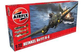 Heinkel He III H-6