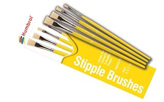 Pensel set Stripple 3, 5, 7, 10