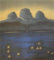 Eva Harr - Trenyken en våkenatt - SOLGT