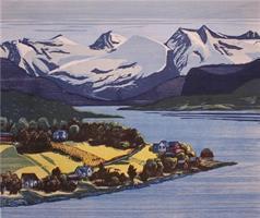 Lars Christian Istad-Fjordlandskap