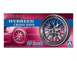K-BREAK HYBREED CROSS NINE 19inch