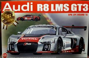 Audi R8 LMS GT3 - 24 Hours SPA 2015