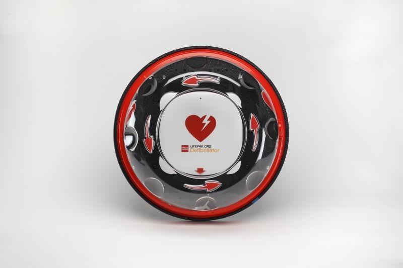 Rotaid Plus CR2 alarm