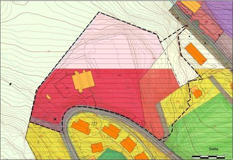 Reguleringsplanarbeid Mjosundet boligområde