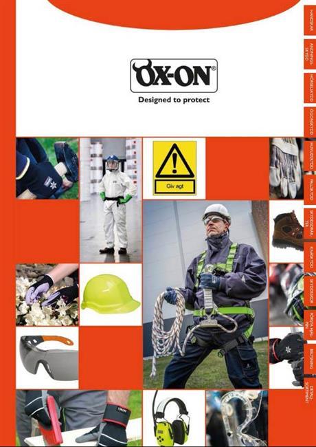 OX-ON, Arbetshandskar/ Skyddsutrustning