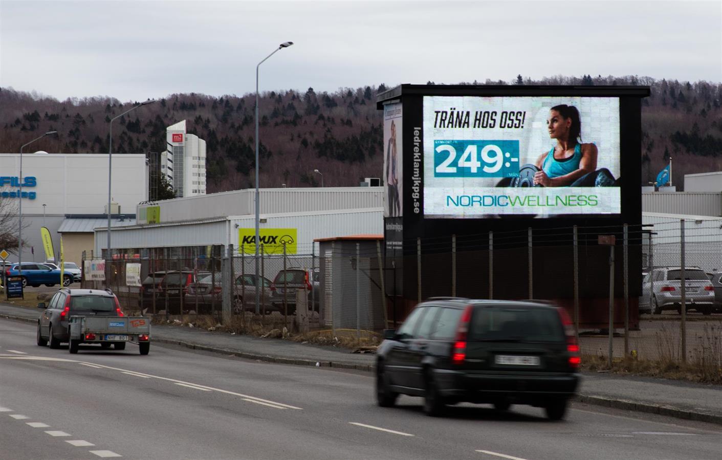 Bangårdsgatan - Nordic Wellness